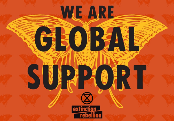 XR Global Support graphic.