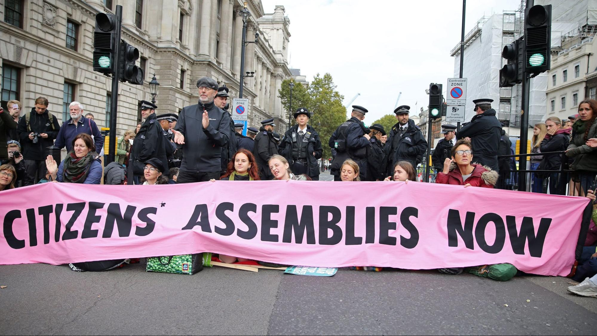 image for article Global Newsletter #48: Citizens Assemble!
