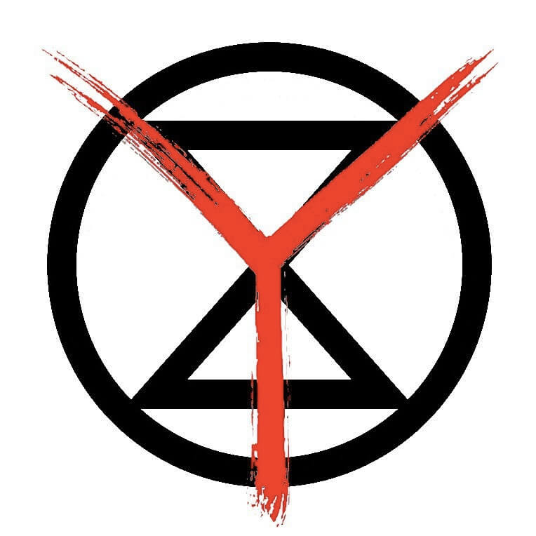 Extinction Rebellion Youth Logo