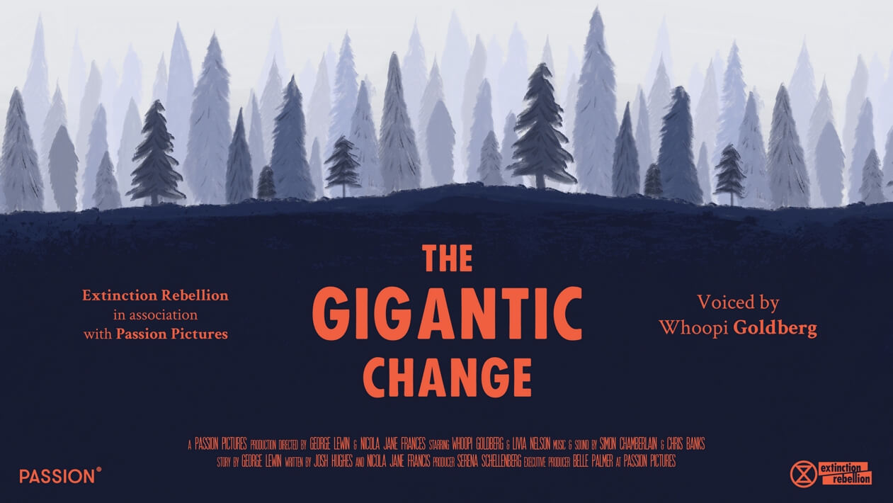 The Gigantic Change film poster