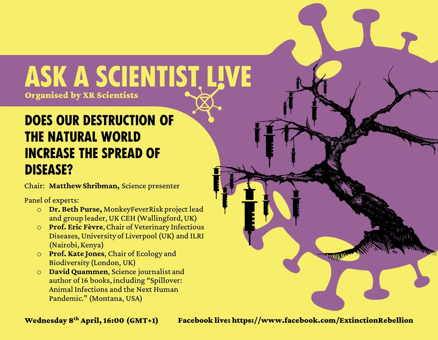 XR Ask a Scientist Live