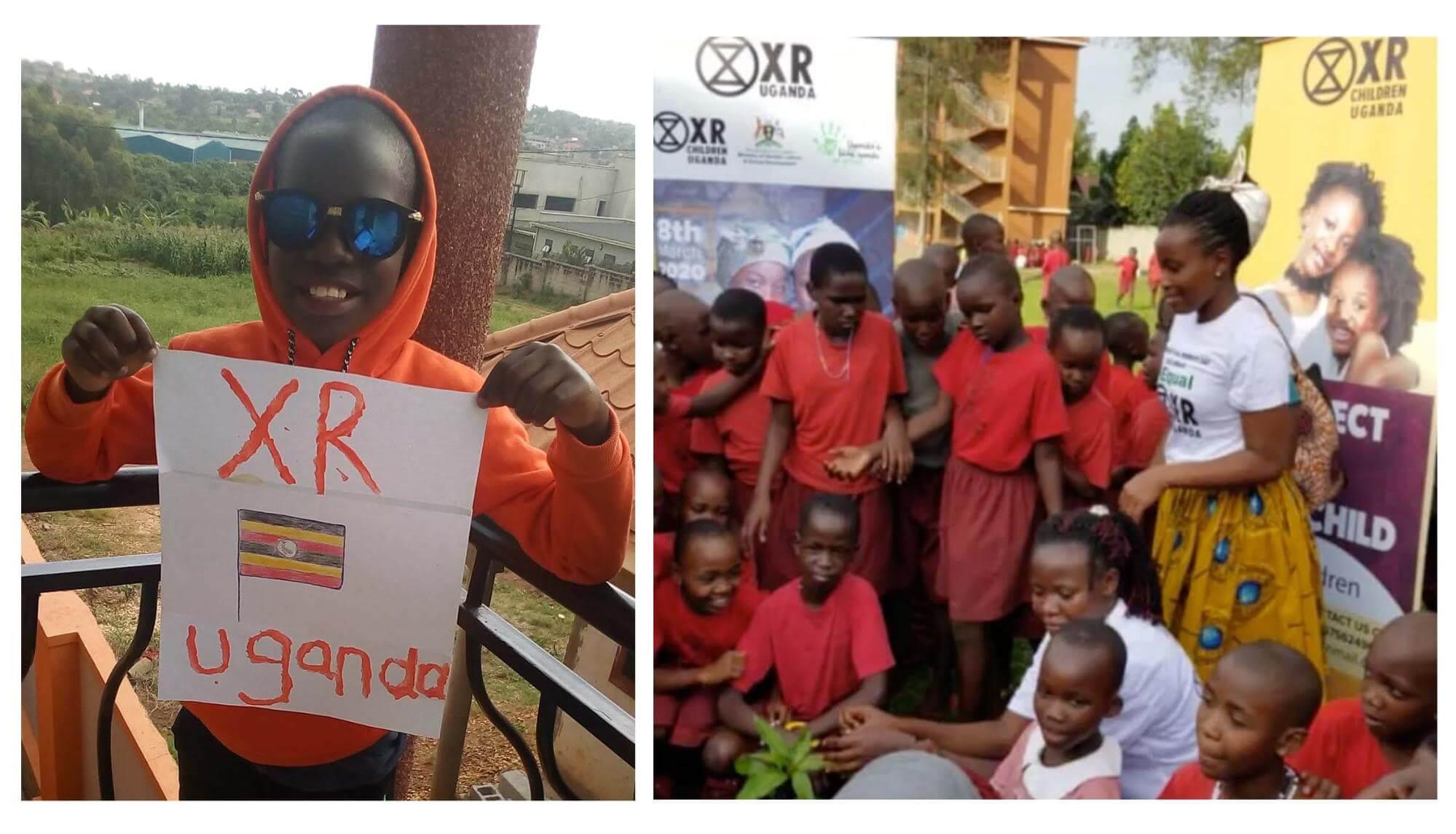 XR Uganda Children