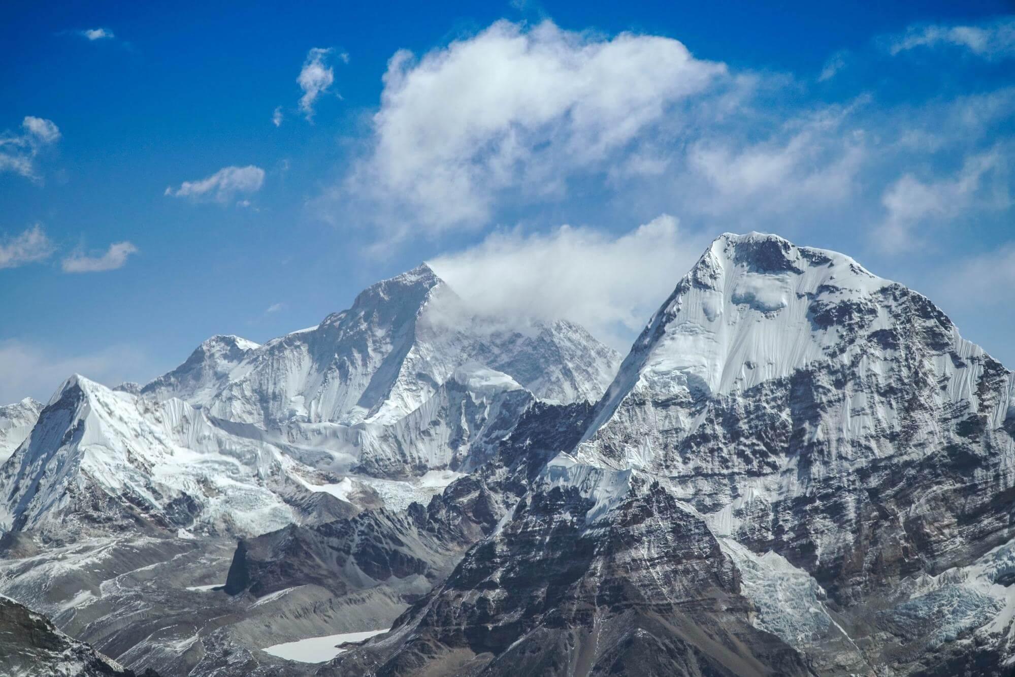 Himalayas, Nepal.